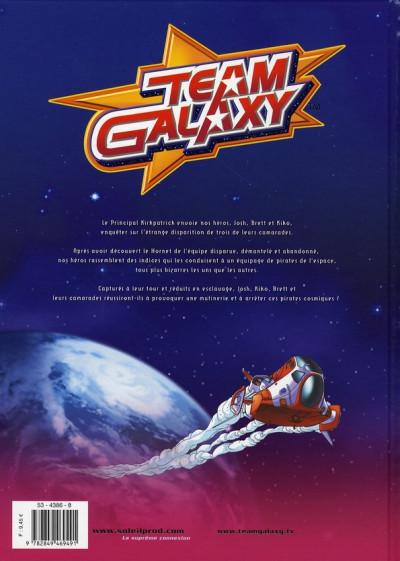 Dos team galaxy tome 2 - les pirates de l'espace !