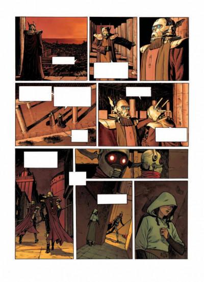 Page 2 nova tome 1 - le châtiment de l'aurore