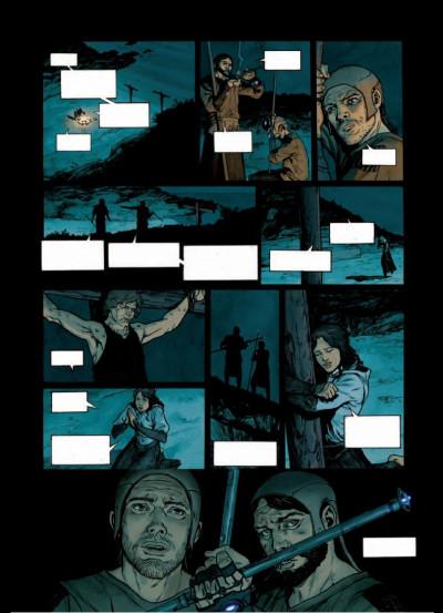 Page 3 nova tome 1 - le châtiment de l'aurore