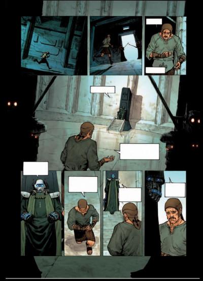 Page 4 nova tome 1 - le châtiment de l'aurore