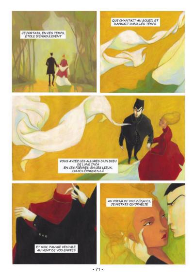 Page 3 chansons de ; barbara en bandes dessinées