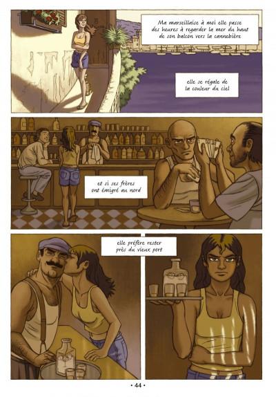 Page 3 chansons de ; charlélie couture en bandes dessinées