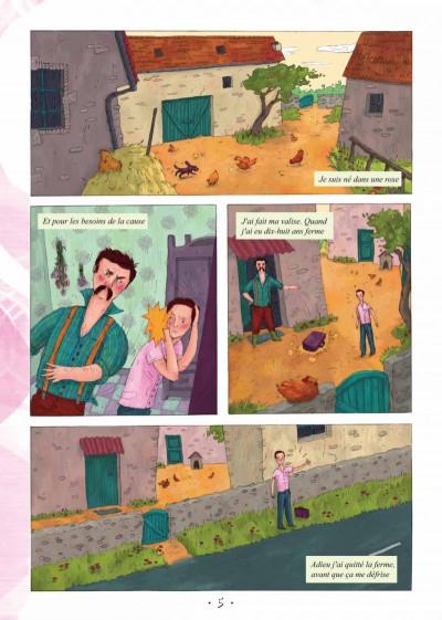 Page 1 les chansons de thomas fersen en bd