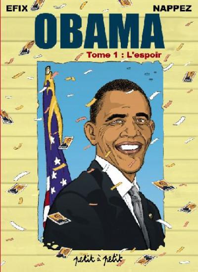 image de obama tome 1 - l'espoir