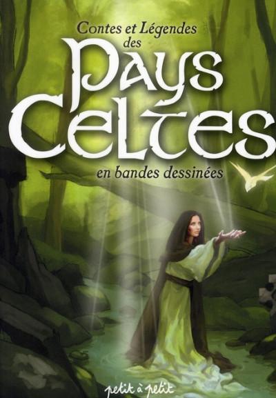 Couverture contes et légendes des pays celtes en bande dessinées