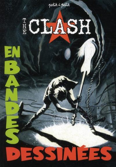 Couverture The Clash en bandes dessinées