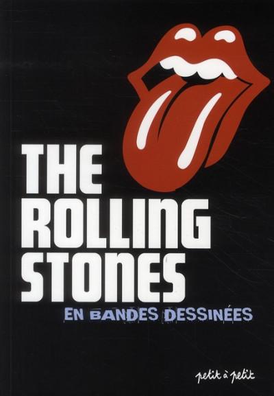 Couverture les rolling stones en bd