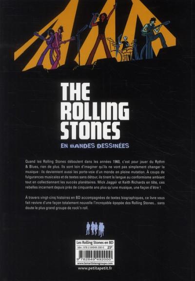 Dos les rolling stones en bd