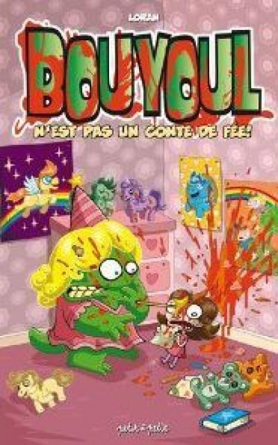image de Bouyoul tome 2 - Bouyoul n'est pas un conte de fées