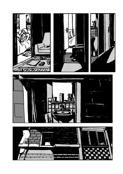 Page 0 l'immeuble d'en face tome 1