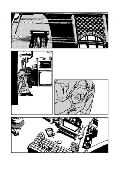Page 1 l'immeuble d'en face tome 1