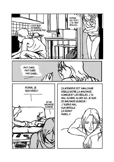Page 4 l'immeuble d'en face tome 1