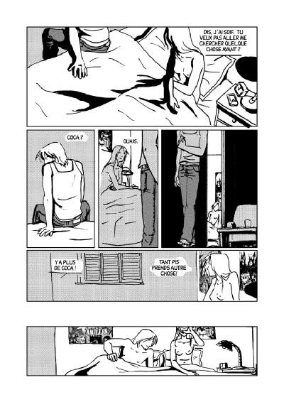 Page 8 l'immeuble d'en face tome 1