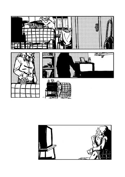 Page 9 l'immeuble d'en face tome 1