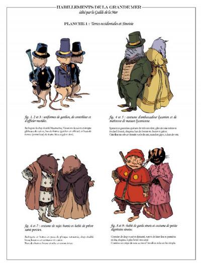 Page 1 la guilde de la mer tome 1 - au point de devant