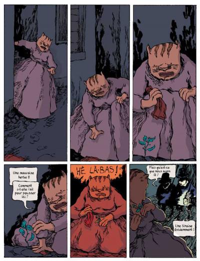 Page 2 la guilde de la mer tome 1 - au point de devant