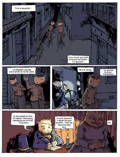 Page 3 la guilde de la mer tome 1 - au point de devant