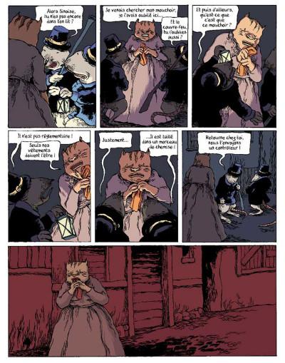 Page 4 la guilde de la mer tome 1 - au point de devant