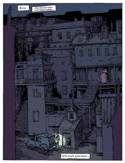 Page 5 la guilde de la mer tome 1 - au point de devant