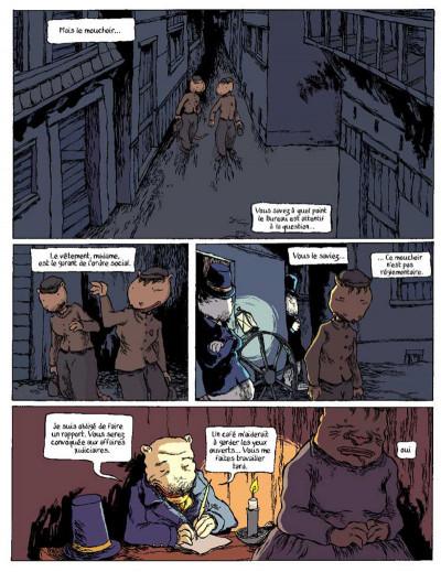 Page 6 la guilde de la mer tome 1 - au point de devant