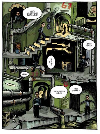Page 3 le voeu de marc
