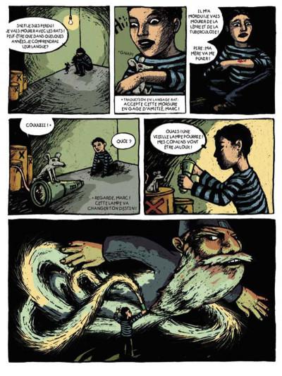 Page 4 le voeu de marc