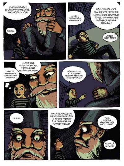Page 5 le voeu de marc