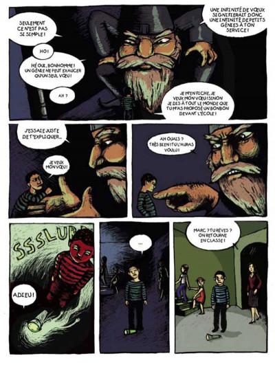 Page 6 le voeu de marc