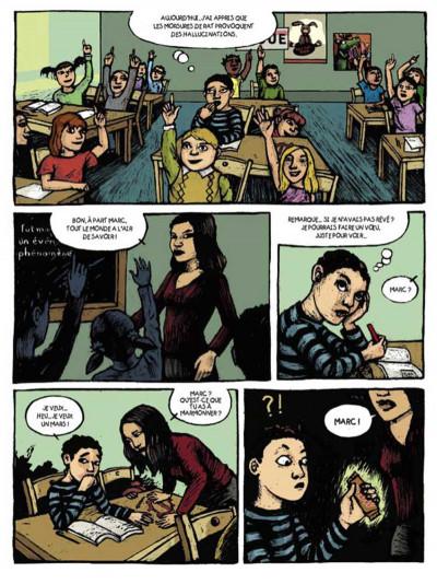 Page 7 le voeu de marc