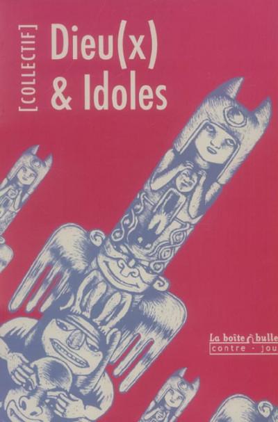 Couverture dieux et idoles