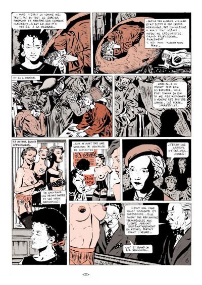 Page 0 sorcières, mes soeurs