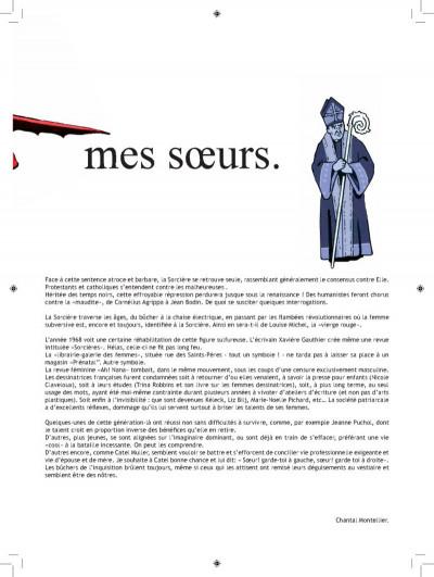 Page 3 sorcières, mes soeurs