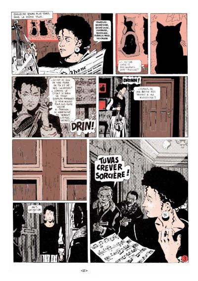 Page 7 sorcières, mes soeurs