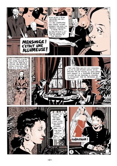 Page 9 sorcières, mes soeurs
