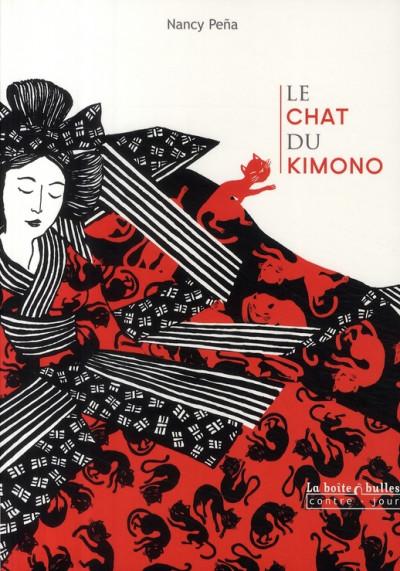 Couverture le chat du kimono tome 1