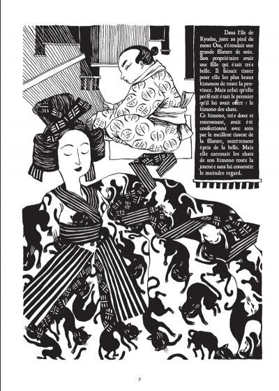 Page 1 le chat du kimono tome 1