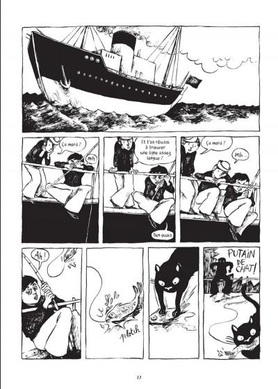 Page 8 le chat du kimono tome 1