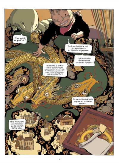 Page 2 la guilde de la mer tome 2 - au point d'entre-deux