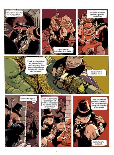 Page 5 la guilde de la mer tome 2 - au point d'entre-deux