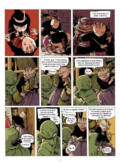 Page 6 la guilde de la mer tome 2 - au point d'entre-deux
