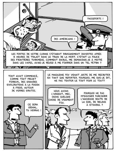 Page 2 la route de la soie..... en lambeaux