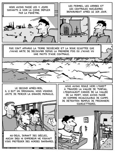 Page 7 la route de la soie..... en lambeaux
