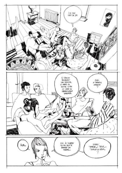 Page 7 amour et désir