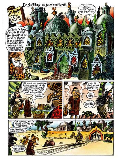 Page 2 les contes d'un conteur tome 3