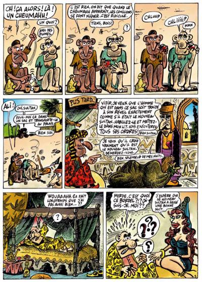 Page 4 les contes d'un conteur tome 3