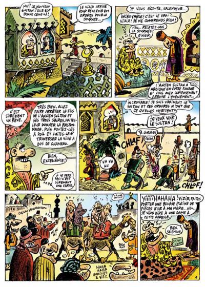 Page 5 les contes d'un conteur tome 3
