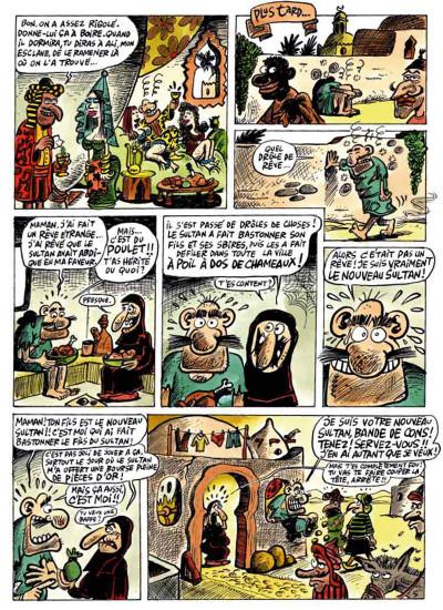 Page 6 les contes d'un conteur tome 3