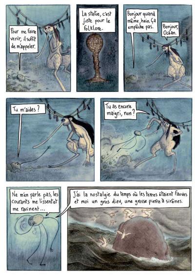 Page 4 du graal plein la bouche