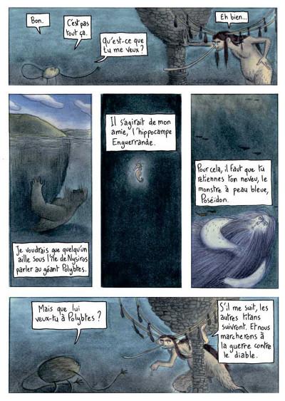 Page 5 du graal plein la bouche
