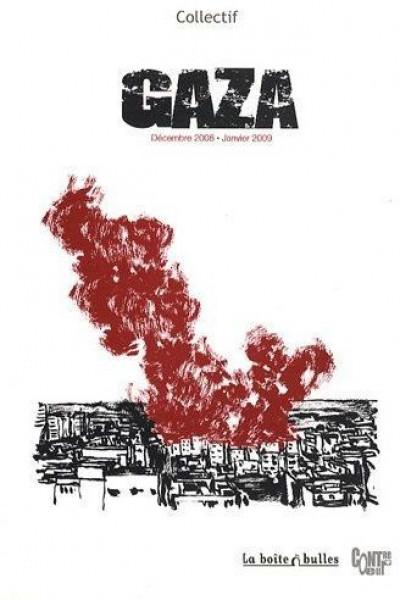 Couverture gaza ; décembre 2008, janvier 2009